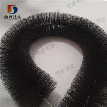 Roof Rain Leaves Gutter Guard Filter Brush Manufacturer