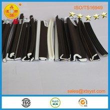 Q-lon Sealing insert wood door jamb frame Weatherstripping threshold weatherstrip Used for Door Qlon Seal