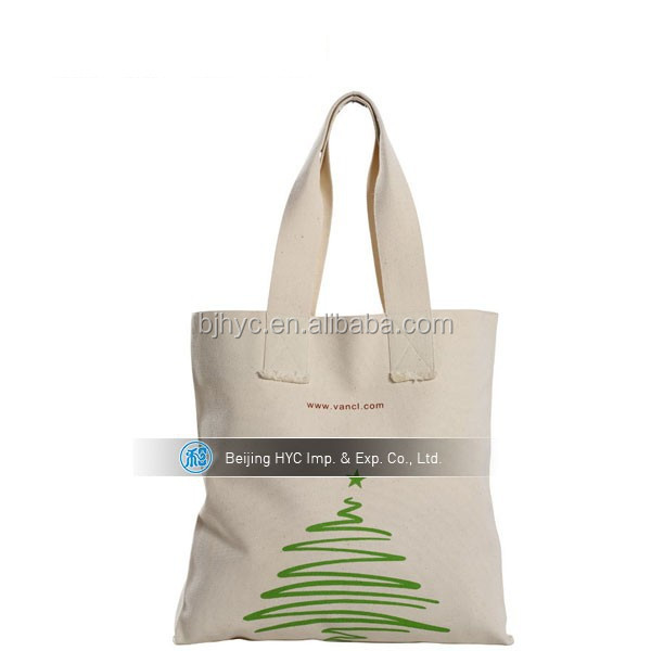 Green Security logo cloth gusseted handle canvas chevron tote bag wholesale with low price