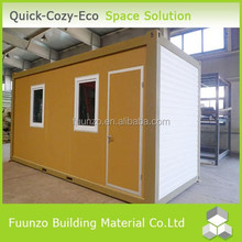 Advanced Insulation Removable Popular Cheap Kiosk for Guard