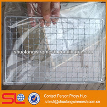Best sell barbecue wire mesh,bbq steel grills,316 ss woven barbecue wire mesh