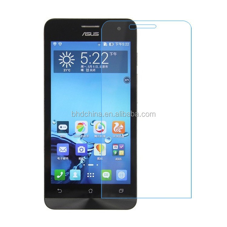 0.3mm HD Front Premium Tempered Glass Templado Screen Protector Protective Film For ASUS ZenFone 5 A500CG A501CG A502CG A500KL