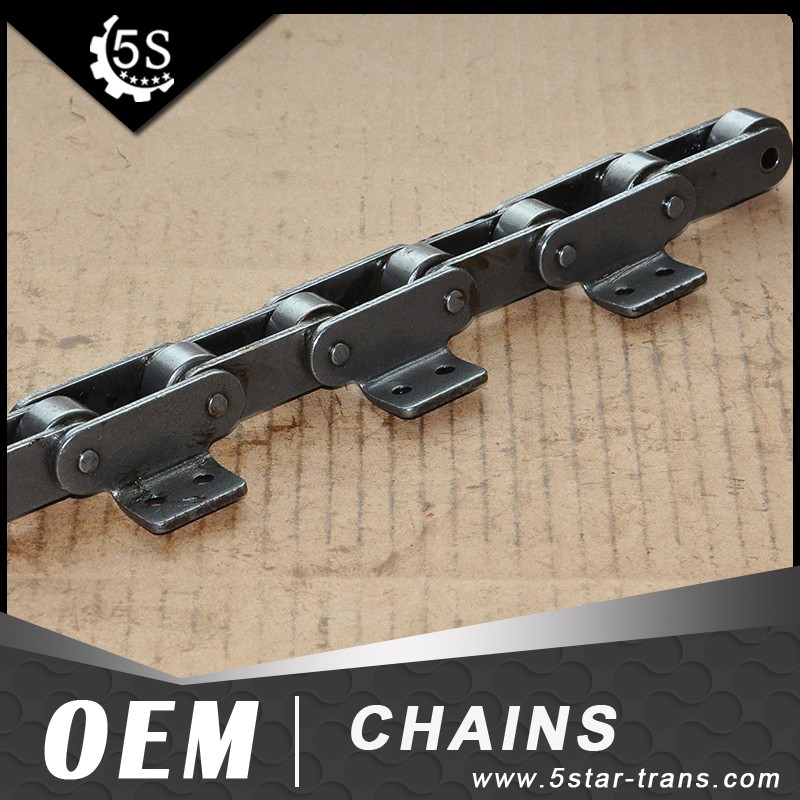 Best quality 2060 roller chain attachment industrial chain