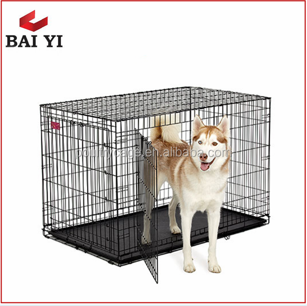 Cheap 6ft Foldable Dog Kennel Cage & Crate