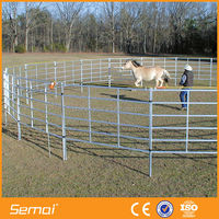 Factory Direct Galvanized Livestock Panels/Cattle Panels/Sheep Hurdles