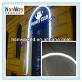 IP65 Waterproof 24V White Digital moving LED Neon Flex