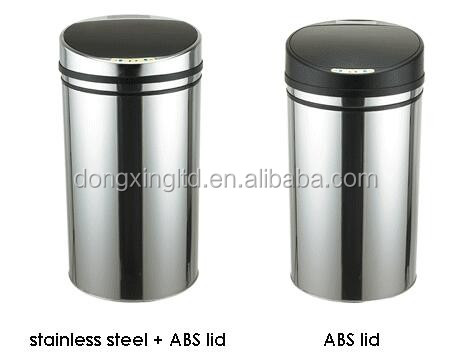 Stainless Steel Auto Sensor Waste Rubbish Bin Kitchen Garbage 30 litres