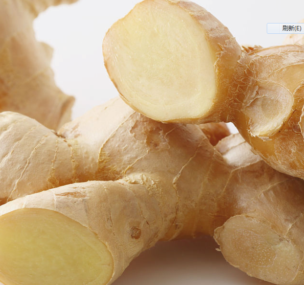 Market prices for fresh ginger (80-250 gram) 550-620 usd/ton