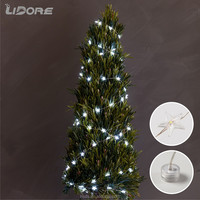 LIDORE Decorating gardens christmas tree parties led string light