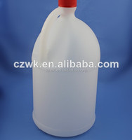 hot sell 1 gallon containers ,white HDPE Plastic Bottle/drum for mill/water made in china