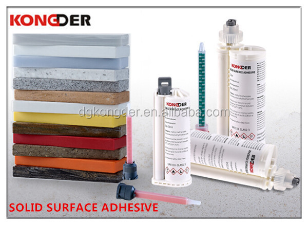 Made In China 50ml 250ml Acrylic Solid Surface Fabricating Adhesive