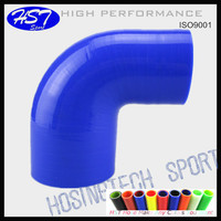 1.5inch 38mm 90 degree silicone elbow hose for turbo intercooler