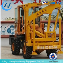 WhatsApp:+8615965109869 Pile Driving Machine/Foundation Construction equipment/ used pile driver