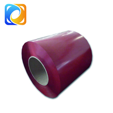 prepainted galvanized color coated steel coil price