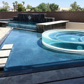 PG Underwater Windows Swimming Acrylic Pool Bestway