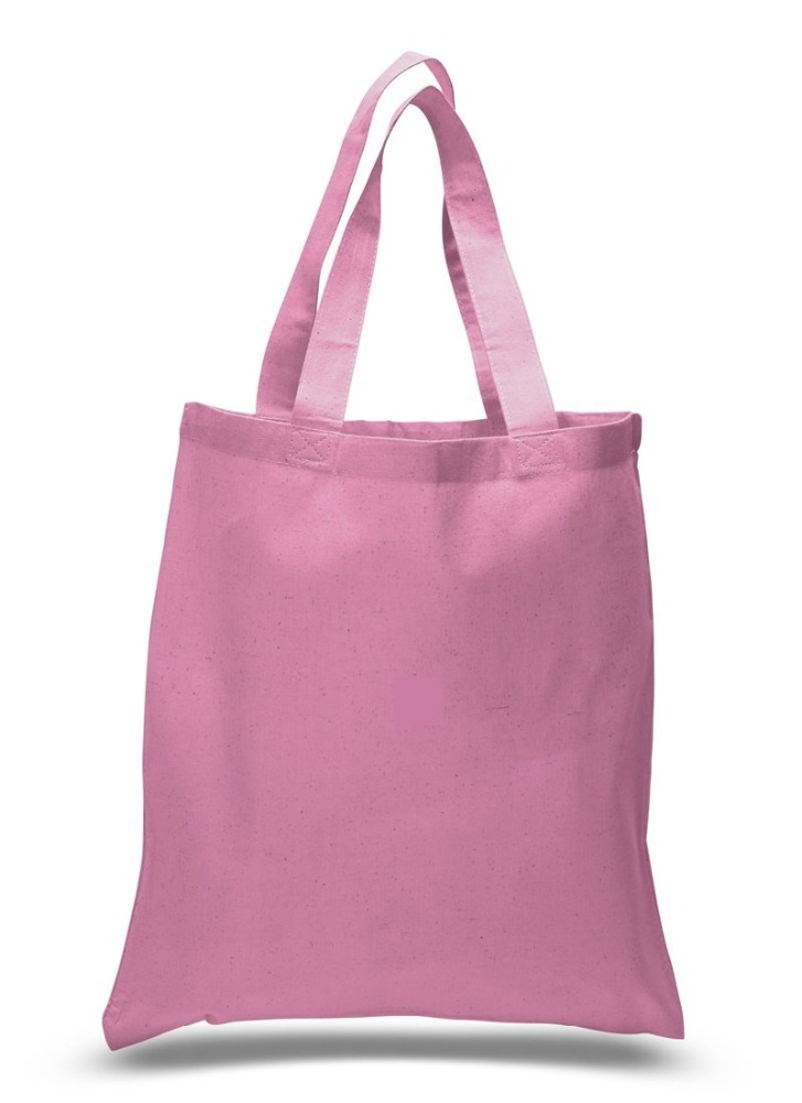 New arrival good quality fancy wholesale eco slogan handled cotton tote bag