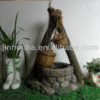 2014 New Product Garden Decoration Resin