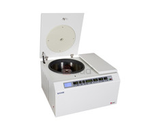 Bench top ultra High Speed Refrigerated Centrifuge with micro angle rotor