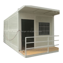 Quickly Assembly Prebuilt Portable Foldable Container House/Folding container homes
