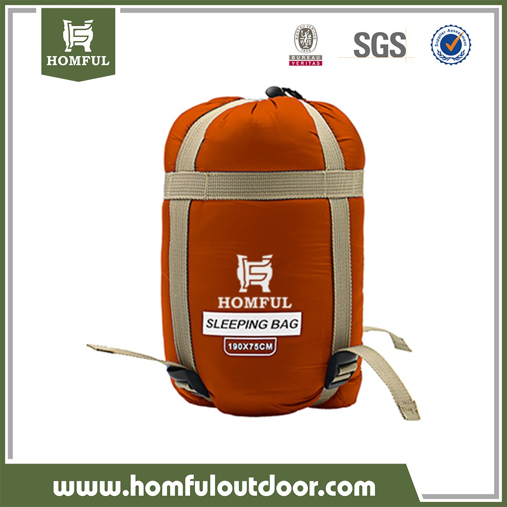 Homful Comfort With Compression Sack Sleeping Bag for Traveling&Camping&Hiking& Outdoor Activities