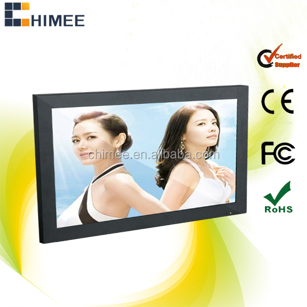 2inch wall mounting programmable lcd advertising screen(full hd media player)
