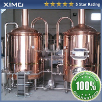 500L Micro Brewery Brew German Beer