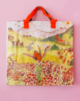 China supplier Color printed promotional Polypropylene woven shopping bag