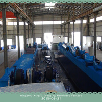 Low price used sand dredger for sale