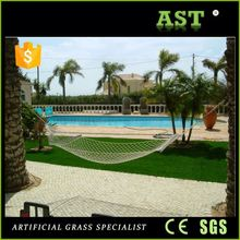 Synthetic Turf Artificial Grass With Straight And Curled Yarn Stem Fiber Mini Soccer