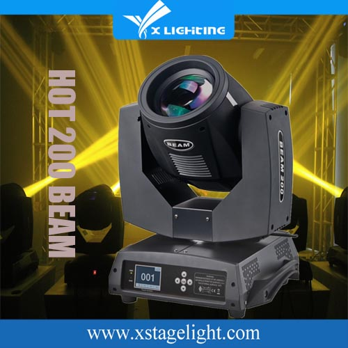 disco light moving head lighting 200w beam 5r sharpy with great price