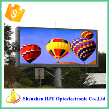 hot sale P8 outdoor alibaba express popular led display tv