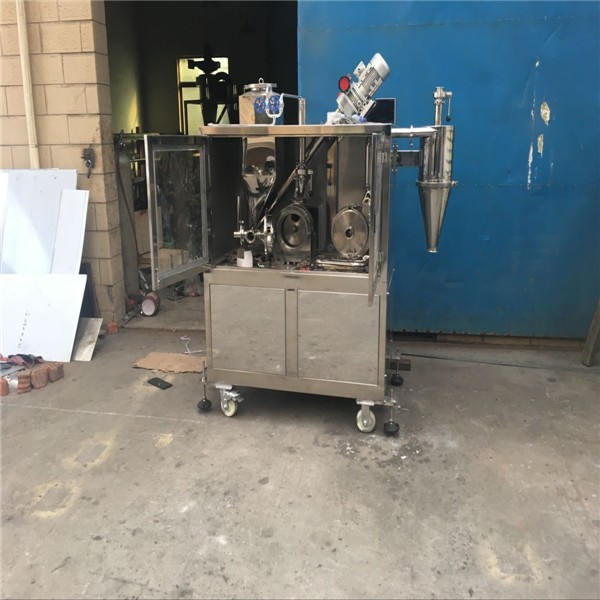 cryogenic grinder/cryogenic grinding machine for spice