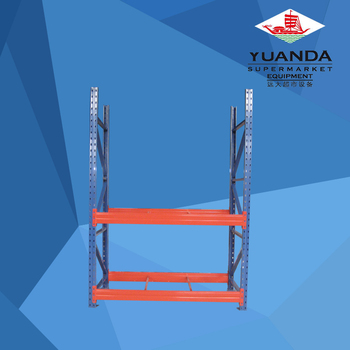 500-3000KG/Layer Selective Quality Adjustable Warehouse Pallet Racking Systems