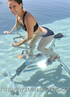 inflatable water slide aqua bike understand water bike