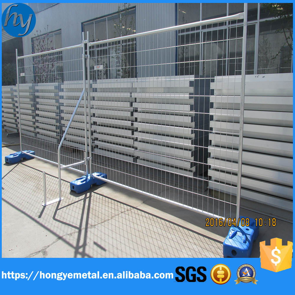 ISO fence factory construction site temporary fencing/temporary fence hot sale