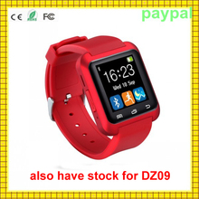 bluetooth mobile watch phone with video call