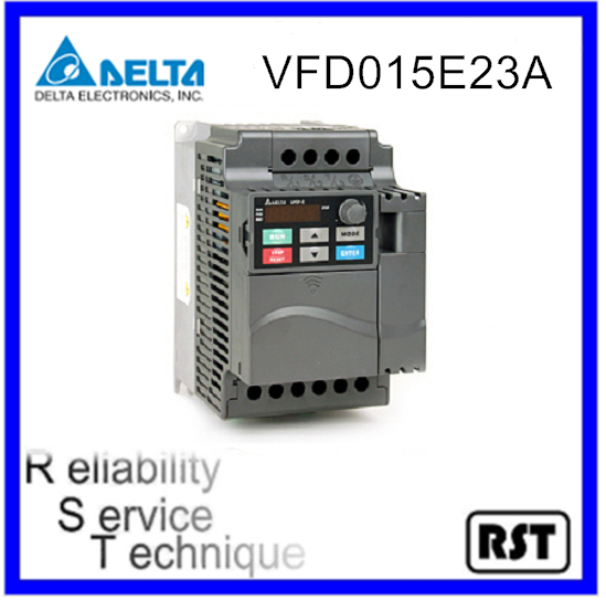 VFD015E23A 2.0HP 1.5kW 230V Original Taiwan Delta Speed Control AC Motor Variable Frequency Drive Inverter