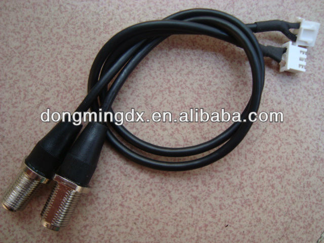 RF cable F female coaxial antenna