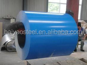 Hot Rolled Non Alloys Steel Aluminium Color Coated Coil or Roll/ PPGI steel coil for roofing
