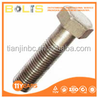 m9 hex bolt 8.8 grade nuts and bolts