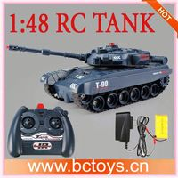Newest!! JD800 1:48 scale infrared 4ch rc fighting tank rc tank parts HY0068109