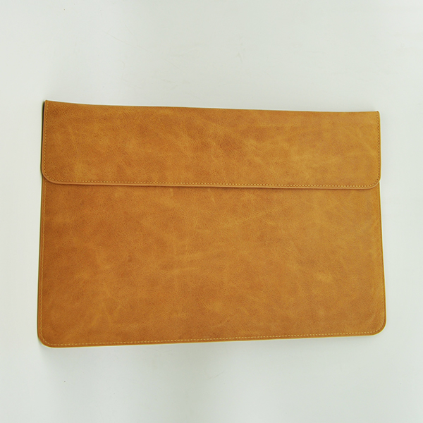 "genuine leather 12"" tablet pc case cover for ipad pro cover"