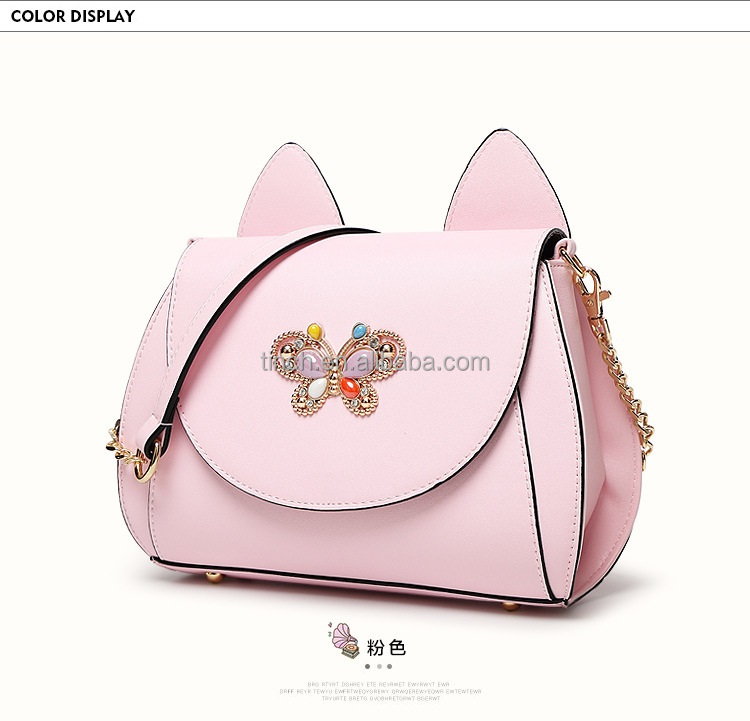 New Design Ladies Hangbags In Stock/Women Shoulder Bags
