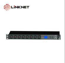 meter rack PDU, clever PDU, smart PDU with meter and control