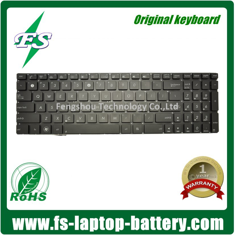 0KNB0-6620US00 genuine gaming keyboards for Asus A56 usb keyboard 9Z.N8BBQ.G01 9Z.N8BBU tablet pc keyboard