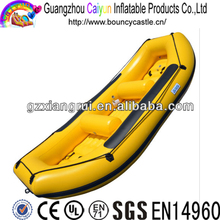 High Quality Inflatable Rafting Boat /Fiber Glass Boat For Sale