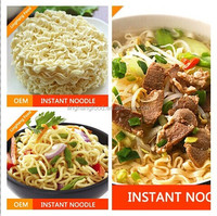 Chinese fried fast food / vietnamese instant noodles / Manufacturer