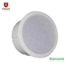 CA2862B with real back cover plastic active ceiling bluetooth speaker