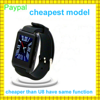 paypal accept cheap custom android smart watch phone