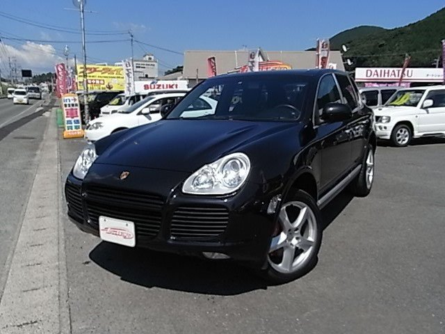 2006 PORSCHE Cayenne TURBO GH-9PA50A Used Car From Japan (100909114513)